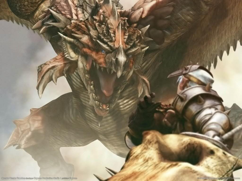 ABLE TO LOVE!!! - !SCHOOL - NEW OLD ALL!!! - RUN 2NE!!! - Page 19 Monster-hunter-freedom-wallpaper_1024x768_13981