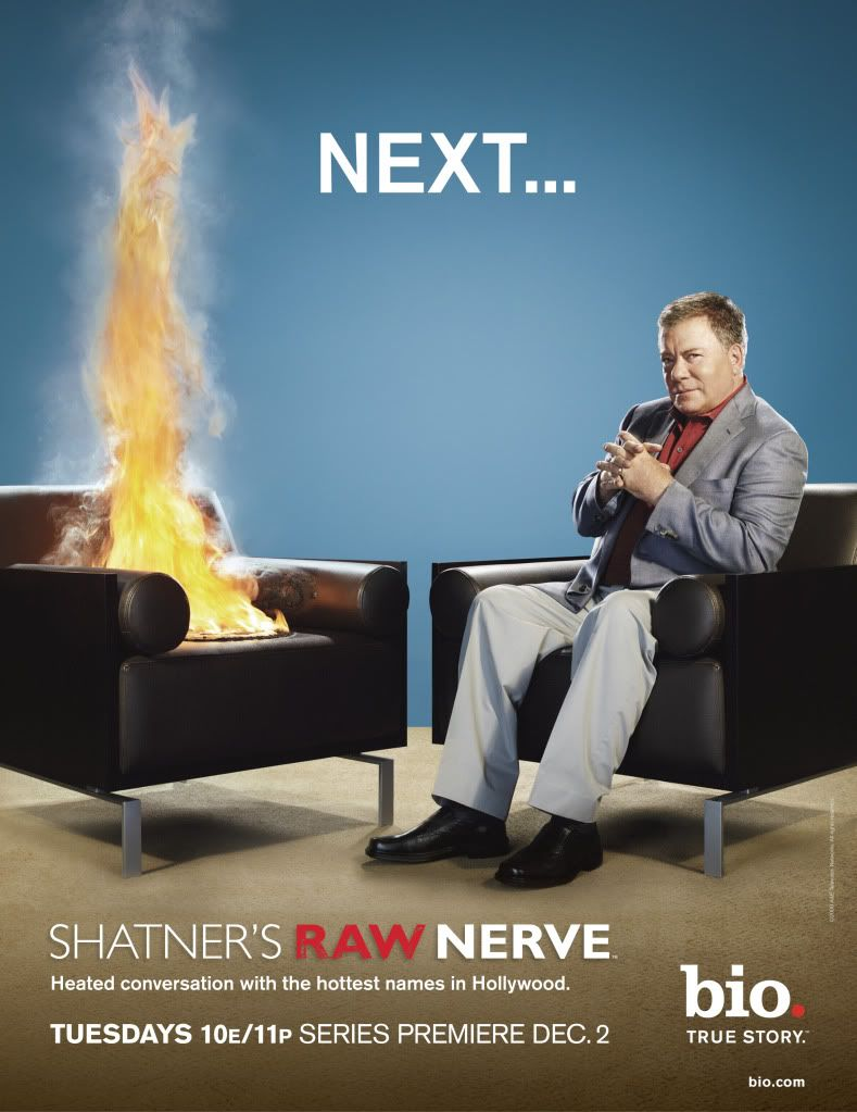 ABLE TO LOVE!!! - !SCHOOL - NEW OLD ALL!!! - RUN 2NE!!! - Page 20 35517373_Shatners_Raw_Nerve_Keyart_Print_High