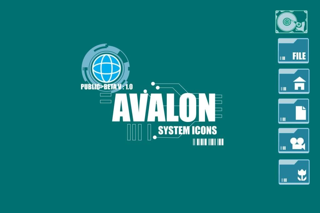 ABLE TO LOVE!!! - !SCHOOL - NEW OLD ALL!!! - RUN 2NE!!! - Page 20 AVALON_System_Icons_by_soborne
