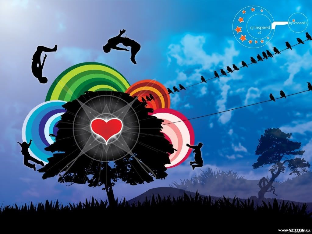 ABLE TO LOVE!!! - !SCHOOL - NEW OLD ALL!!! - RUN 2NE!!! - Page 20 Creative-wallpaper-designs