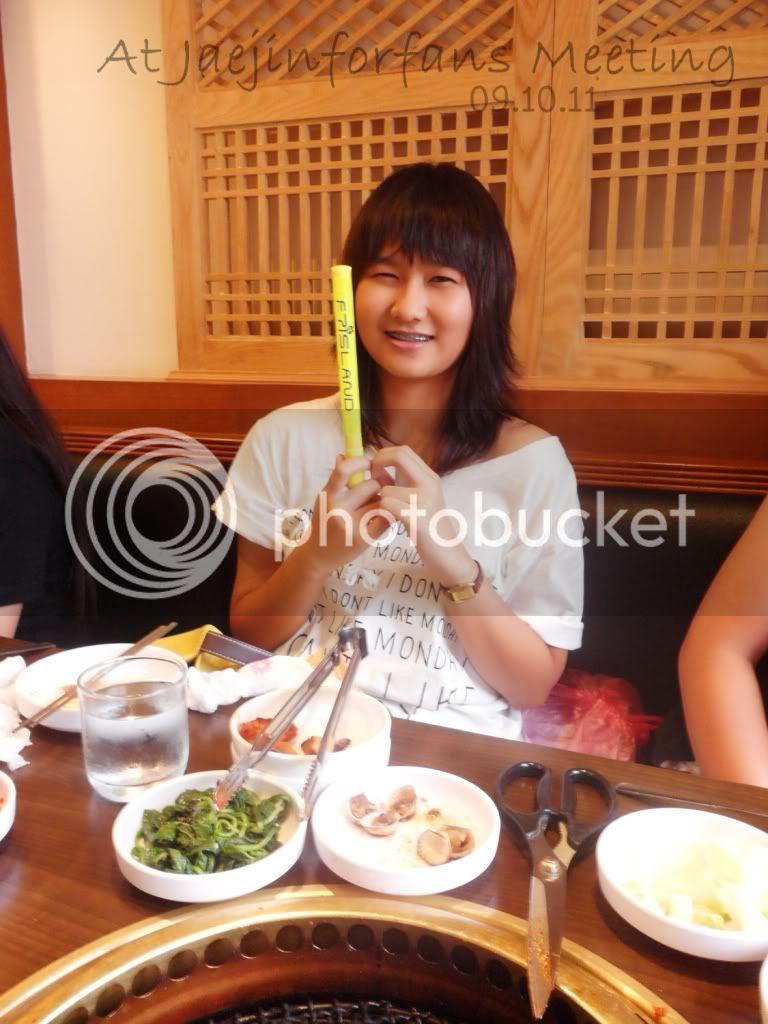 [Photos] Jaejinforfans Meeting 2 [Part 1] SAM_65661