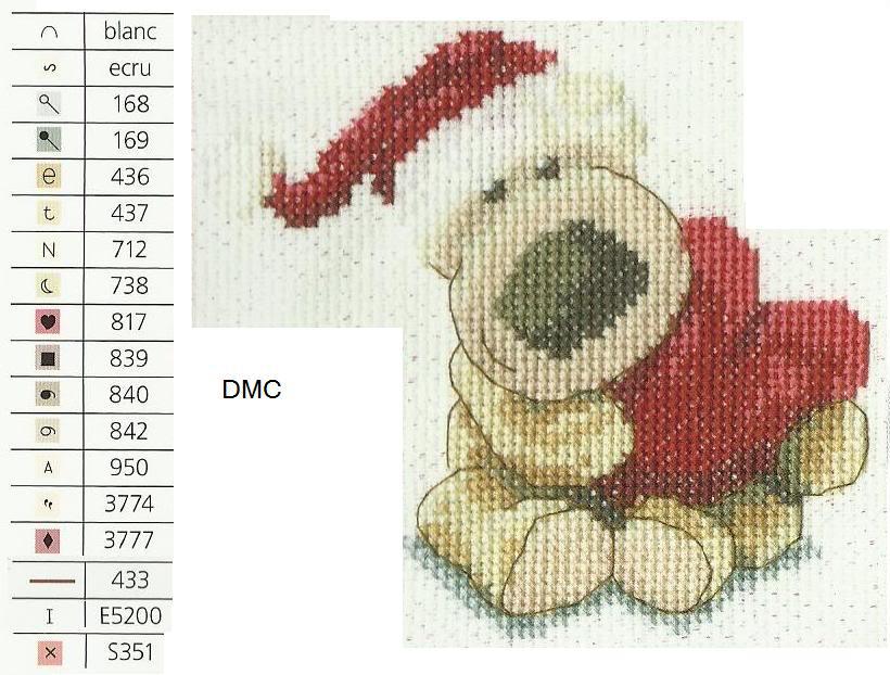 Kerst boofle KerstBoofle1