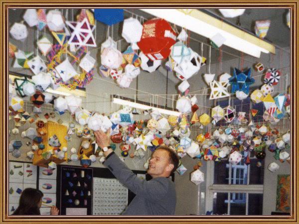 Una burrada de poliedros.. Polybob