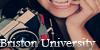 Briston University // Confirmación Elite Botones