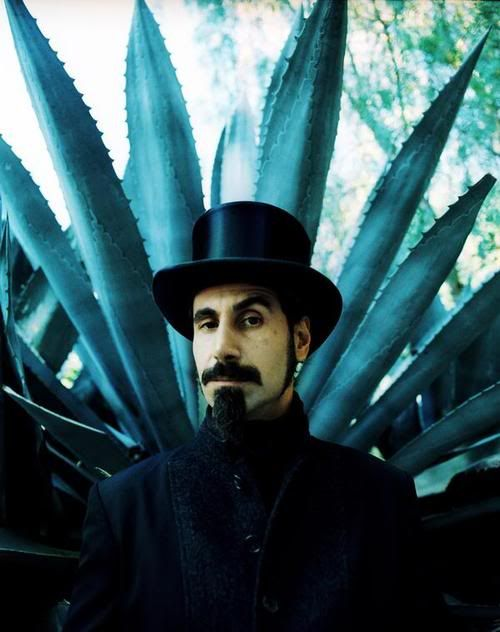 Serj Tankian - Elect The Dead y Imperfect Harmonies en calidad 320Kbps SerjTankianEmptyWalls