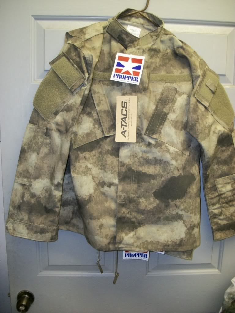 A-TACS camo uniform - Propper Inc 101_2542