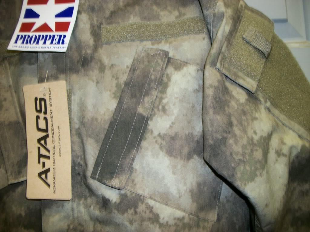 A-TACS camo uniform - Propper Inc 101_2543