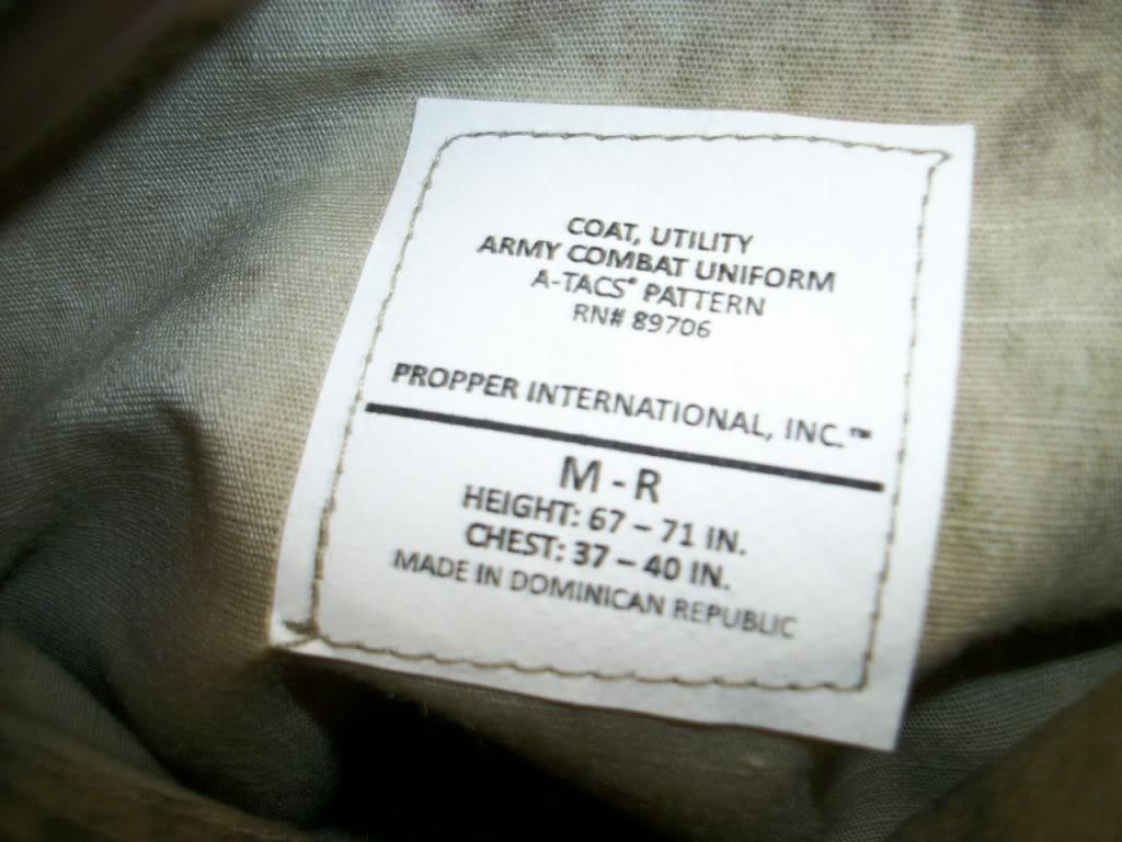 A-TACS camo uniform - Propper Inc 101_2545