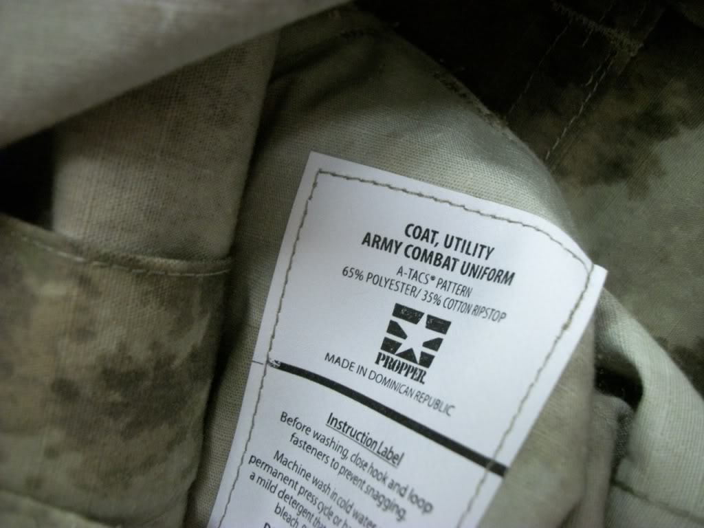 A-TACS camo uniform - Propper Inc 101_2548