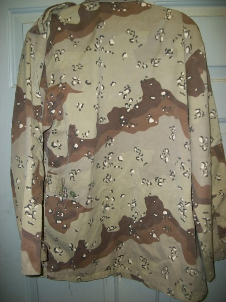 Iraqi Airborne Uniform ~ Chocholate Chip Uniform 101_4273