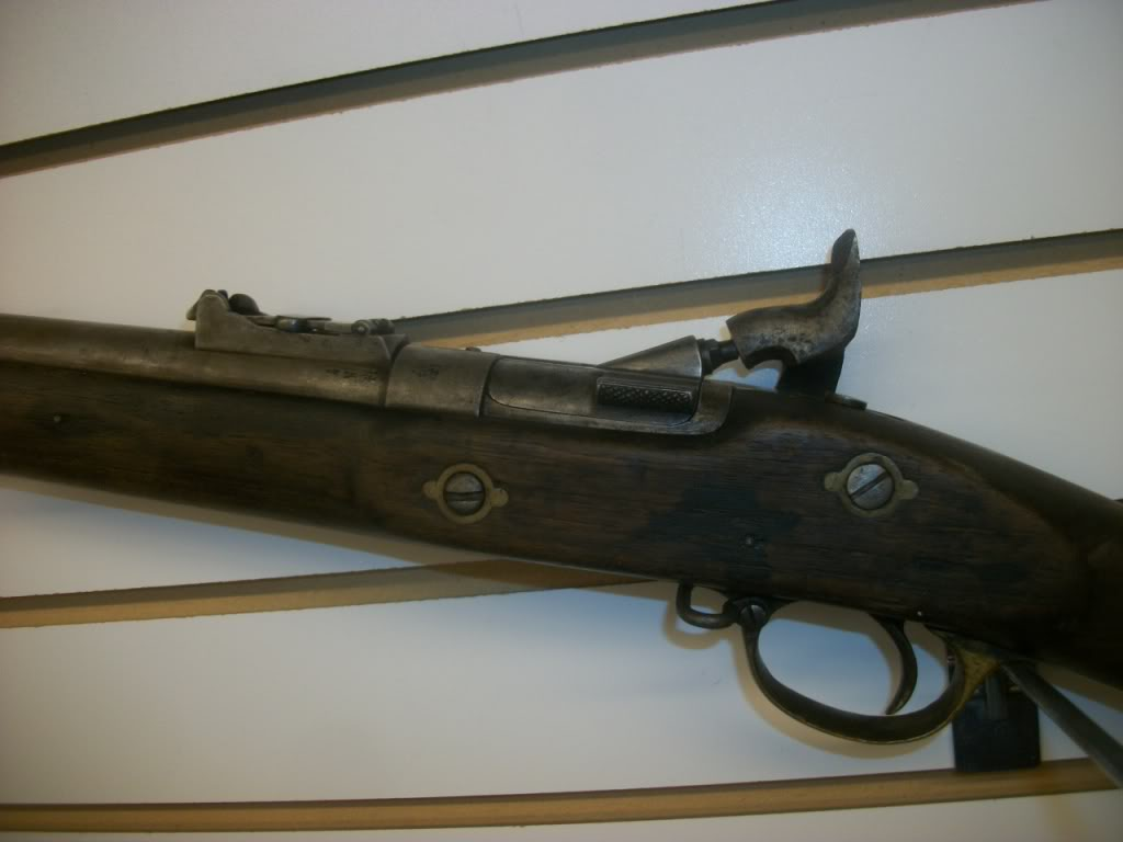British 1856 Enfield via OEF bringback.... 101_8572