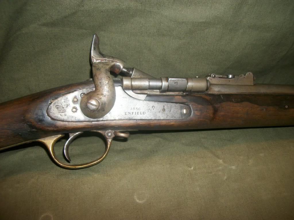 British 1856 Enfield via OEF bringback.... 101_8574