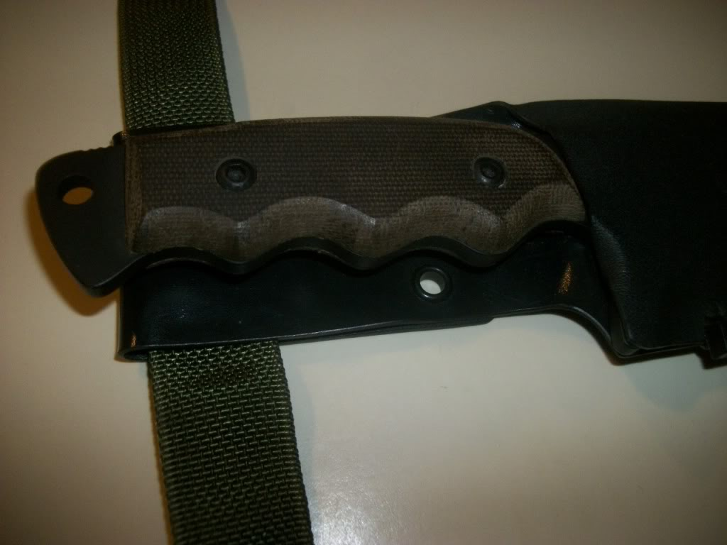 Combat Knife ~ Looks high-end production 101_8640