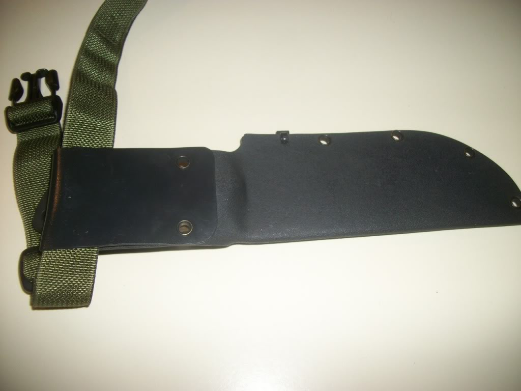 Combat Knife ~ Looks high-end production 101_8641