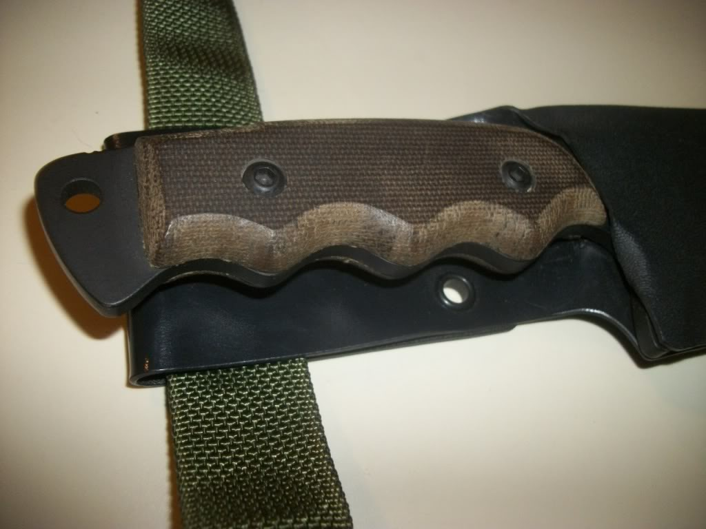 Combat Knife ~ Looks high-end production 101_8642