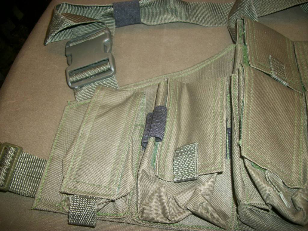 Afghan Made Chest Rig ~ Fits AK mags 101_8853