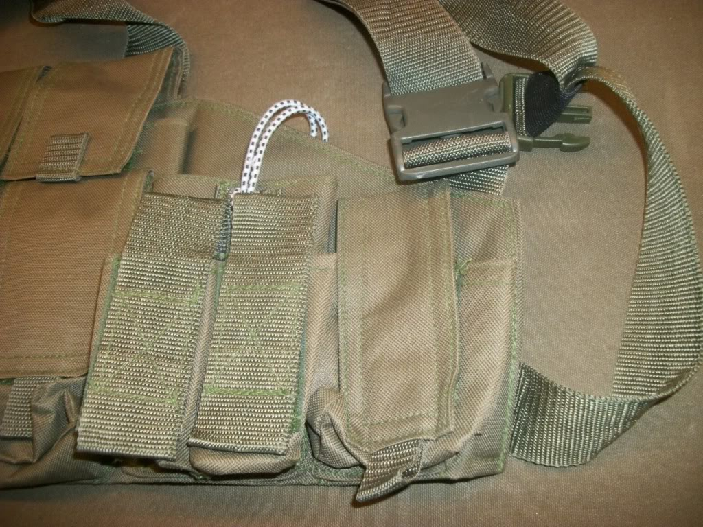 Afghan Made Chest Rig ~ Fits AK mags 101_8854