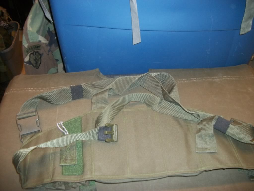 Afghan Made Chest Rig ~ Fits AK mags 101_8857