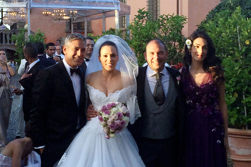 "George Clooney dances at the wedding of ""slain"" Bulgarian tycoon's daughter George_clooney_and_amal_alamuddin"