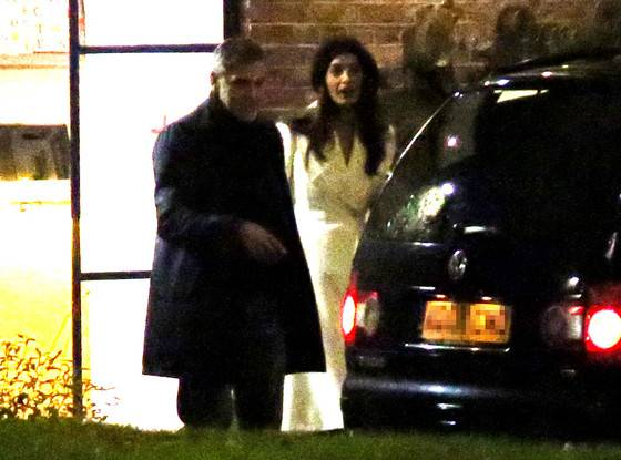 Fashionable friends: George and Amal Clooney dine out with Stella McCartney and Alasdhair Willis at The River Cafe Rs_560x415-141119104025-1024-2george-clooney-amal-alamuddinls111914_copy