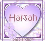 Hafsah Hafsah