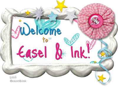 Welcome to Easel and ink (Graphics) Welcome3