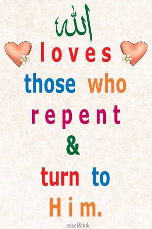 *Sisterly Advice* Repent