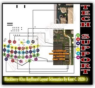 Blackberry some hardware solution here 8320_83xx_8310_8300_Keyboard_schematics