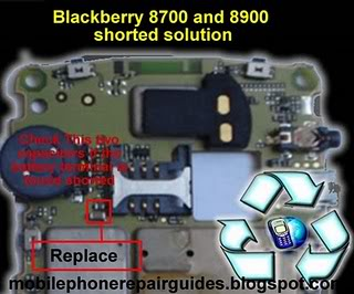 Blackberry some hardware solution here Blackberry8700shortedsolution