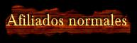 Afiliados Normales