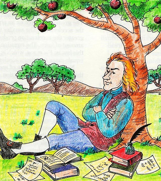 உலகைப் புரட்டிப் போட்ட 100 அறிவியல் கண்டுபிடிப்புகள் Newton
