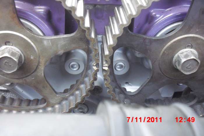 How to adjust base ignition timing Cammarks-1