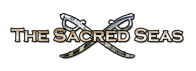 The Sacred Seas LOGO