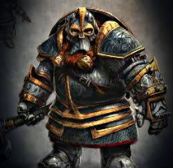 Dwarven Warriors Ironbreaker011