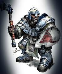 Dwarven Warriors Dwarf1