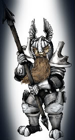 Dwarven Warriors Dwarvenspearmen