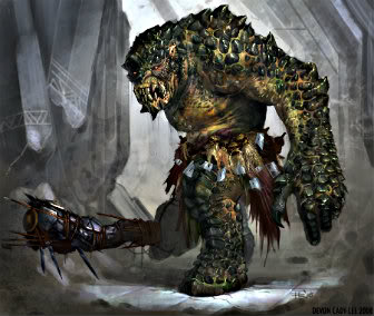 Orc Ranks // Forces CaveTroll