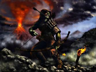 Orc Ranks // Forces GundabadPathfinder