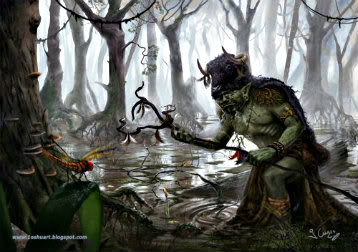 Orc Ranks // Forces OrcShaman