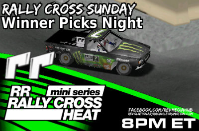 Winner Picks Night RRalyWinnerPicks