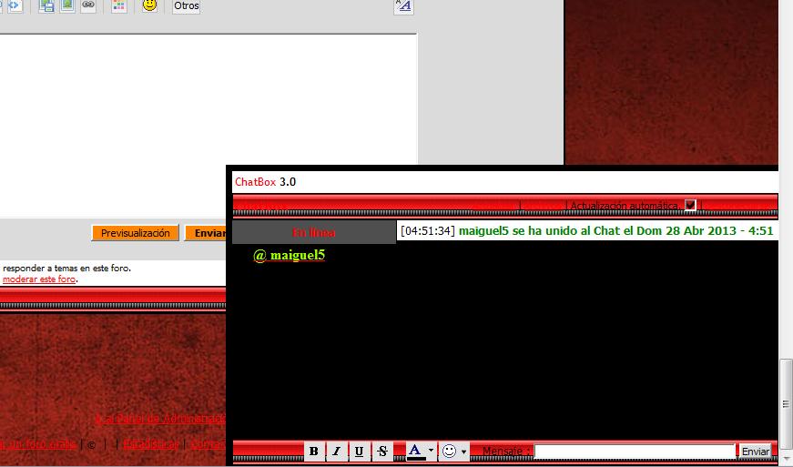 (2902) ¿Se puede meter la chatbox en un widget del foro? Chatboxdesplegado_zpsb6e24698