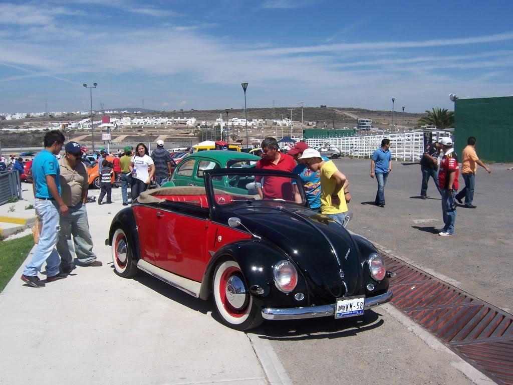 Sr. Volks presente en el nacional Querétaro ... 100_1774