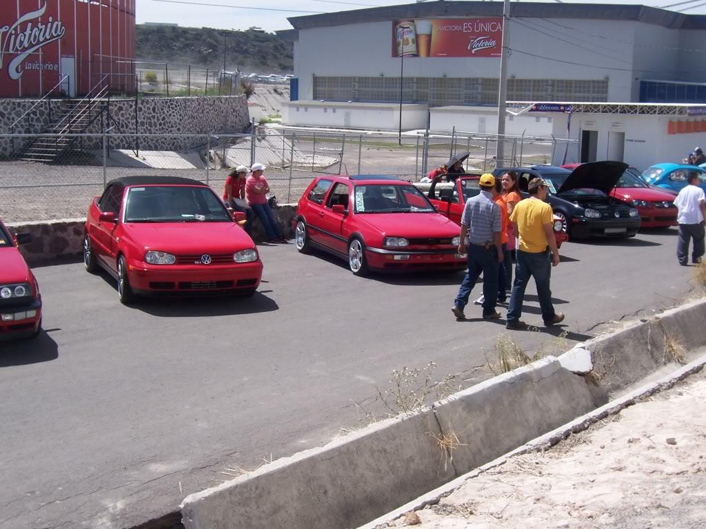 Sr. Volks presente en el nacional Querétaro ... 100_1778