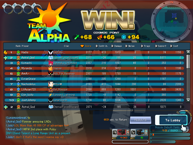 Post your PVP Successfulness here! - Page 36 2ndplacewithPulsy