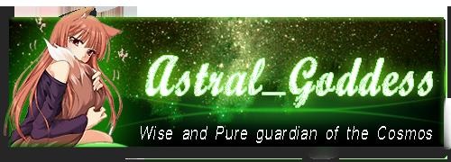 Personal conflict Astral_GoddessSignature