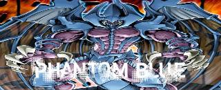 Phantom Blue Dorms