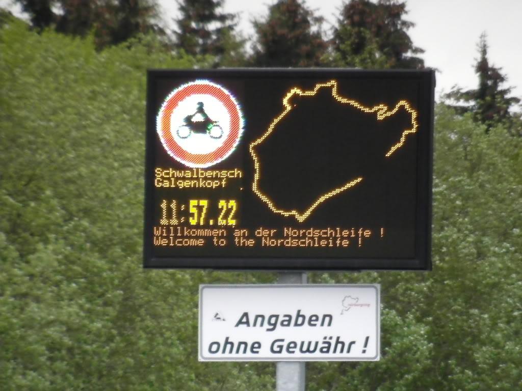 Nurburgring 2012.... SANY0014
