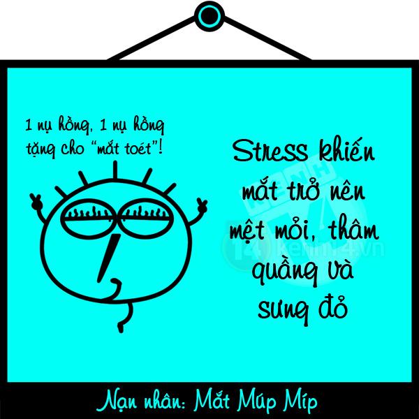 Cười nghiêng ngả với hiểm họa khôn lường khi bị stress tấn công 111222gtstress04