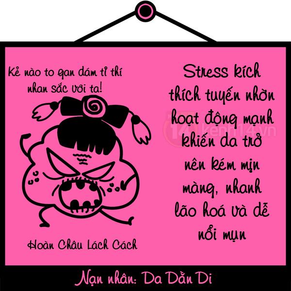 Cười nghiêng ngả với hiểm họa khôn lường khi bị stress tấn công 111222gtstress05