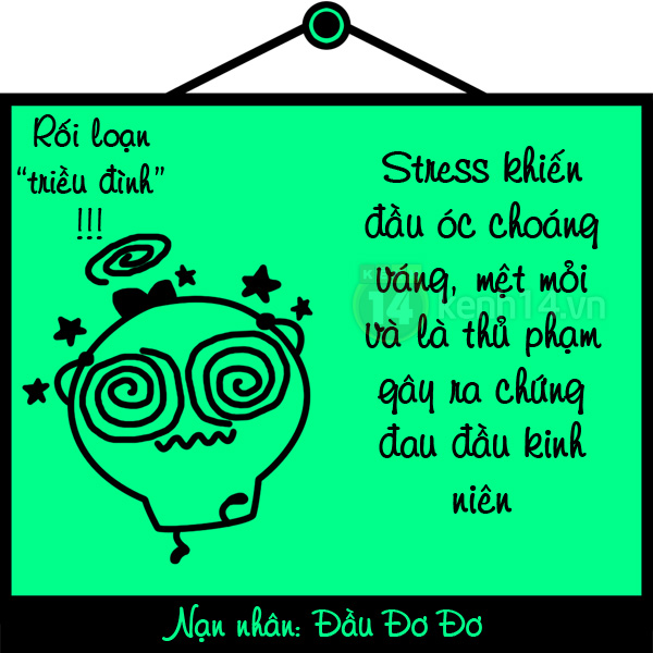 Cười nghiêng ngả với hiểm họa khôn lường khi bị stress tấn công 111222gtstress09